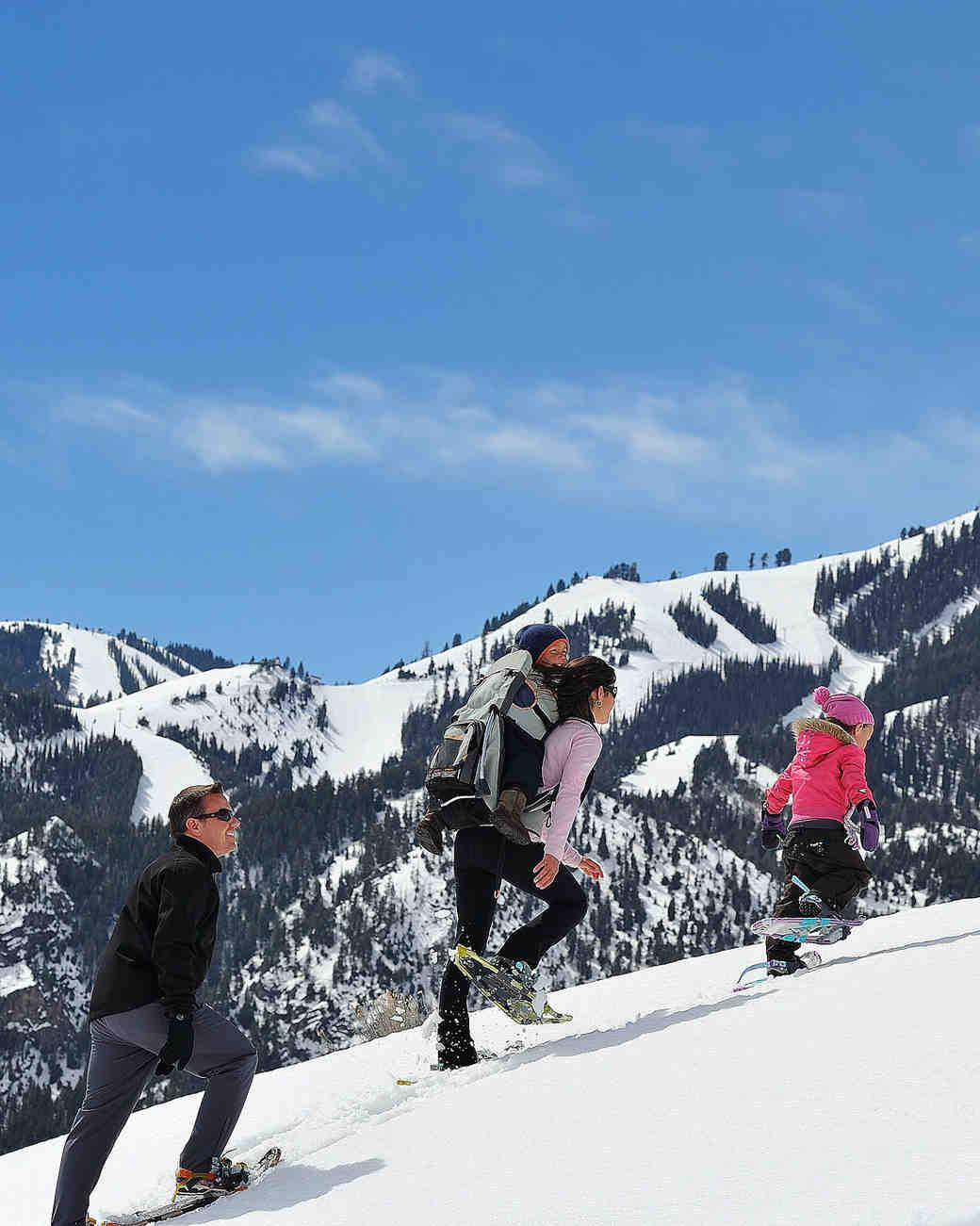 Sun Valley Idaho honeymoon