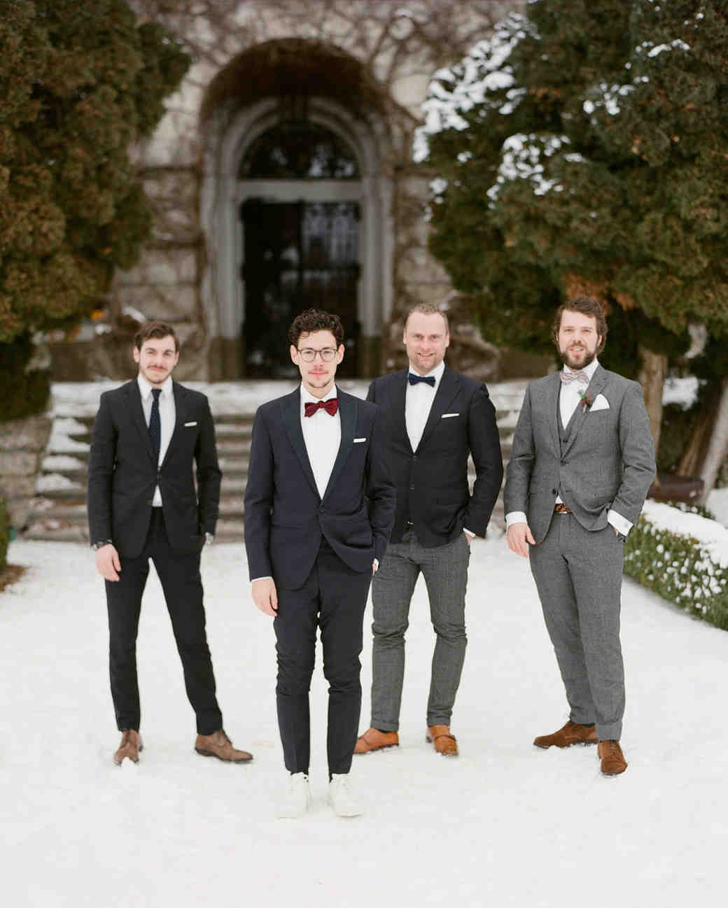 Winter Wedding Guest Outfit Ideas