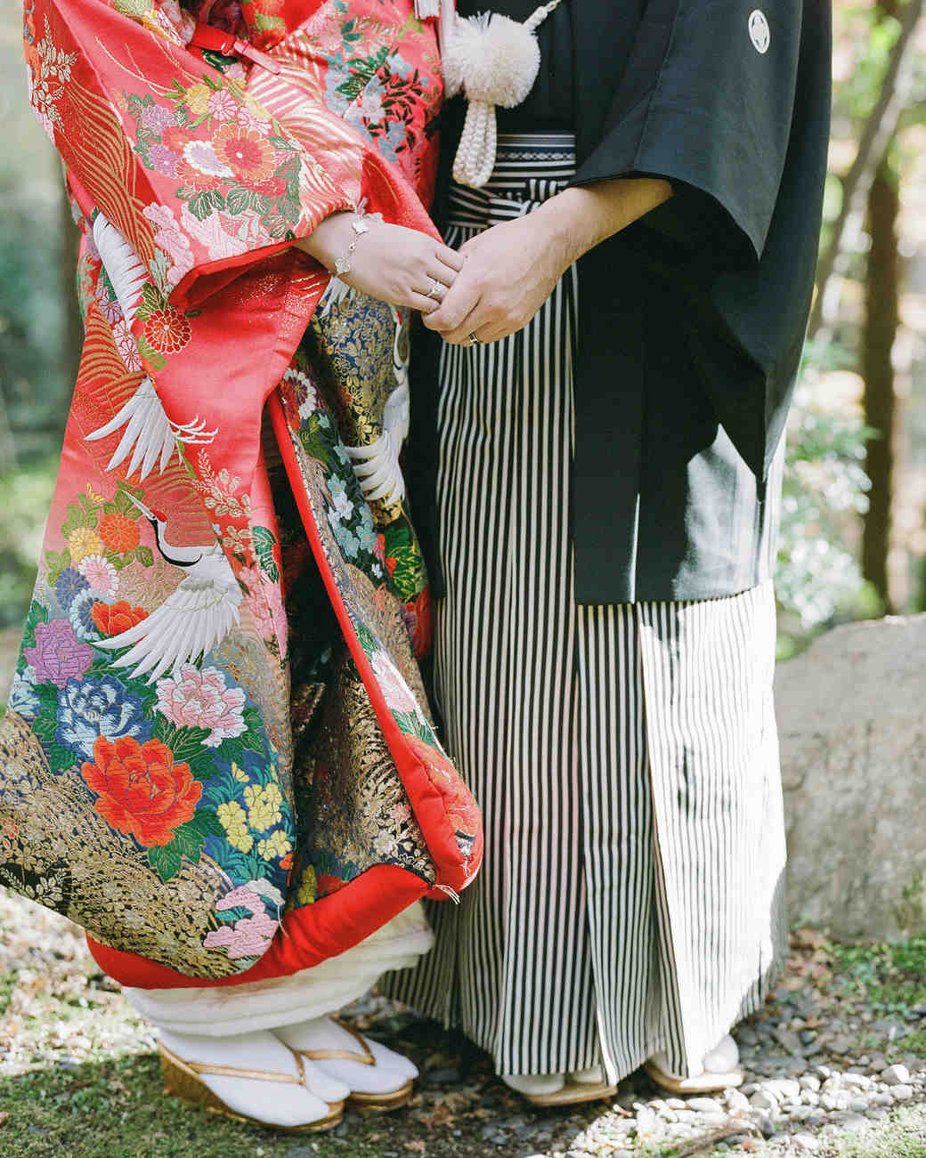 addie richard wedding japan kimono