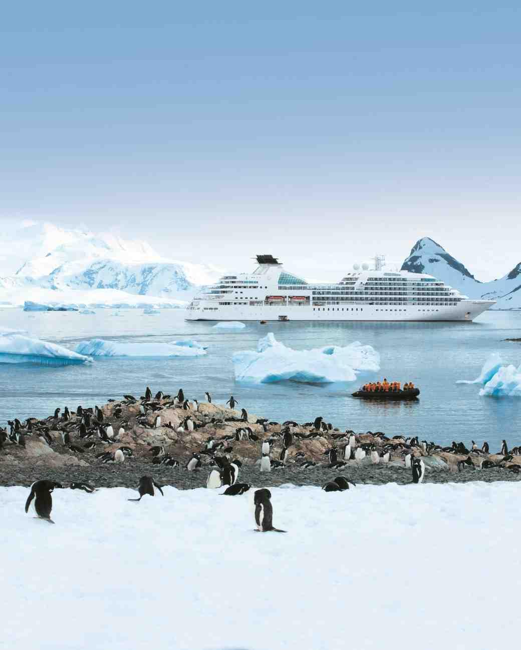 Seabourn Cruises Honeymoon Cruise