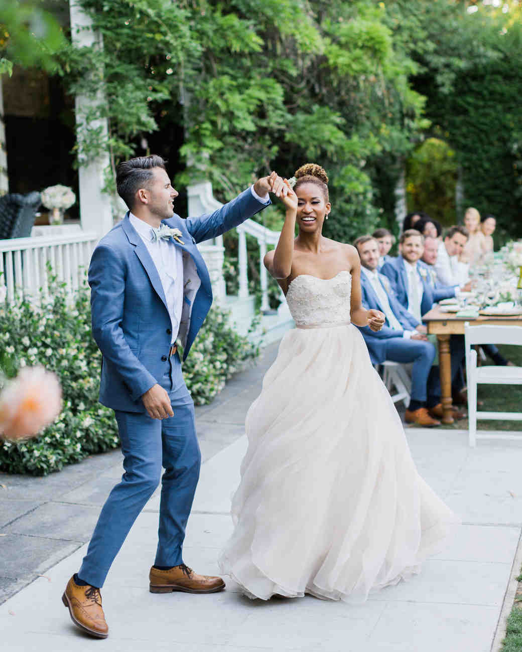 Navy Blue Wedding Dress Meaning - Ficts