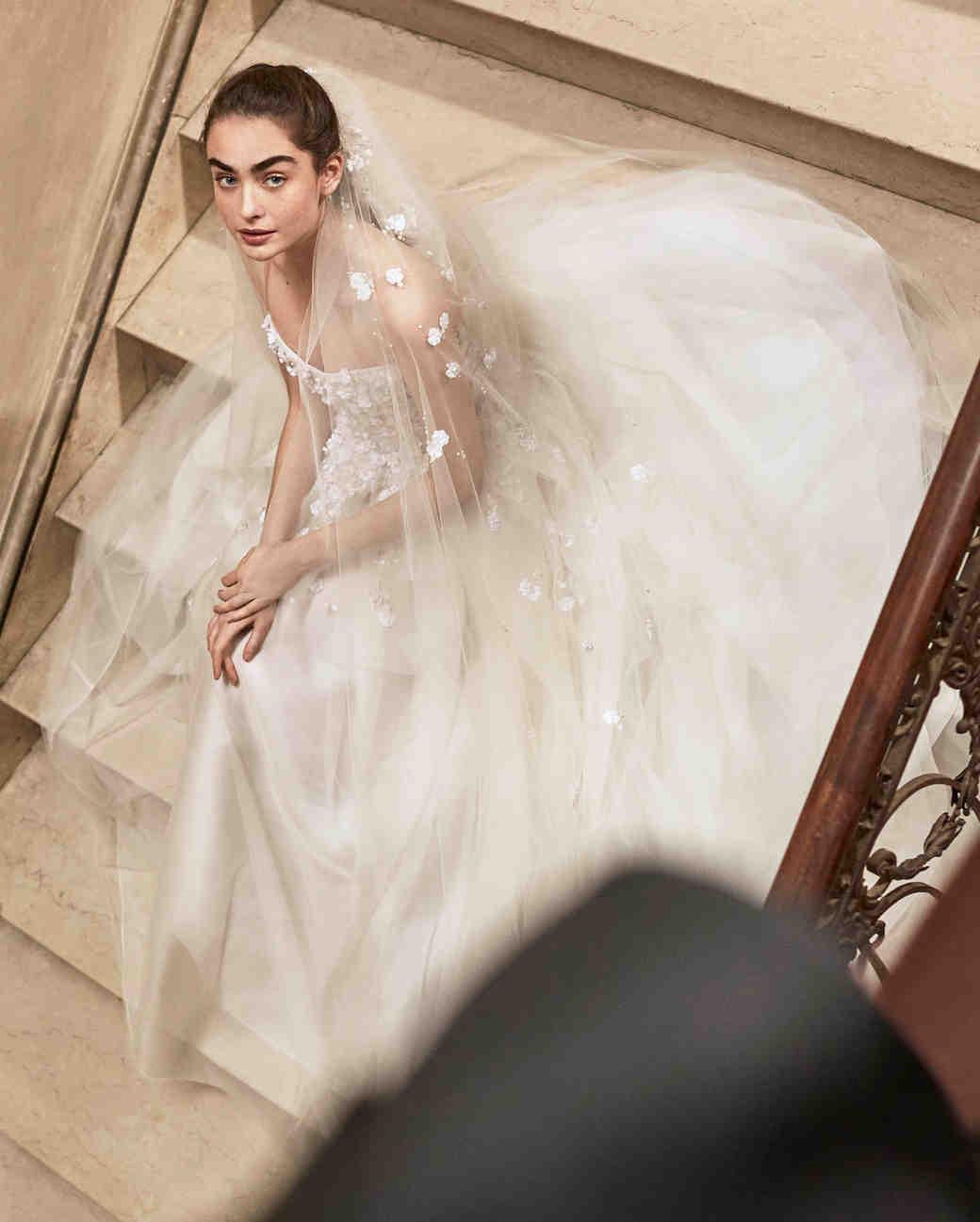 Watch Carolina Herrera Spring 2019 Bridal Collection video
