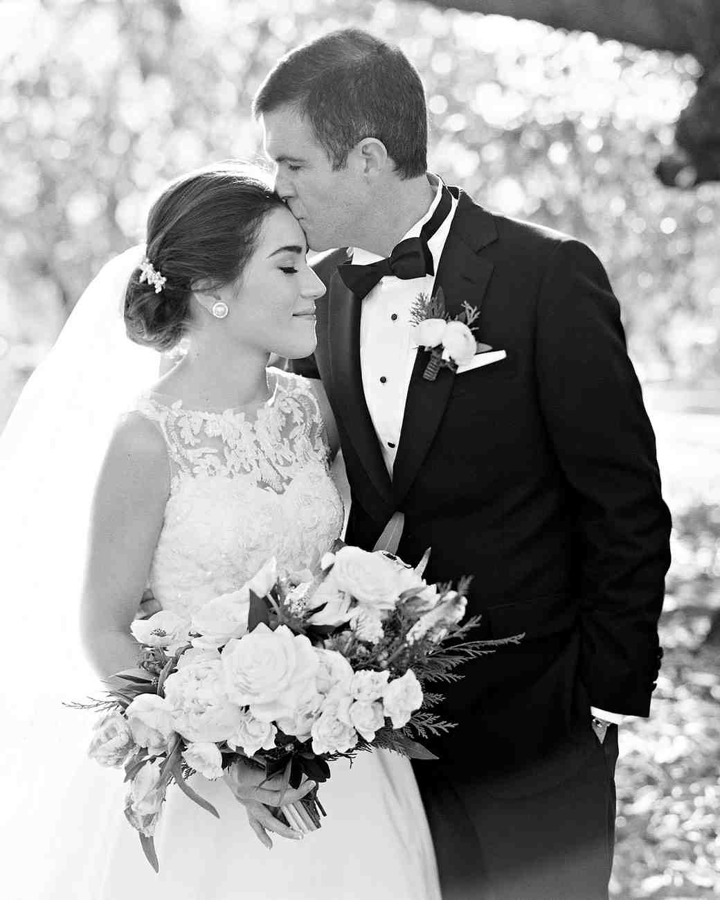 celina rob wedding virginia couple black white