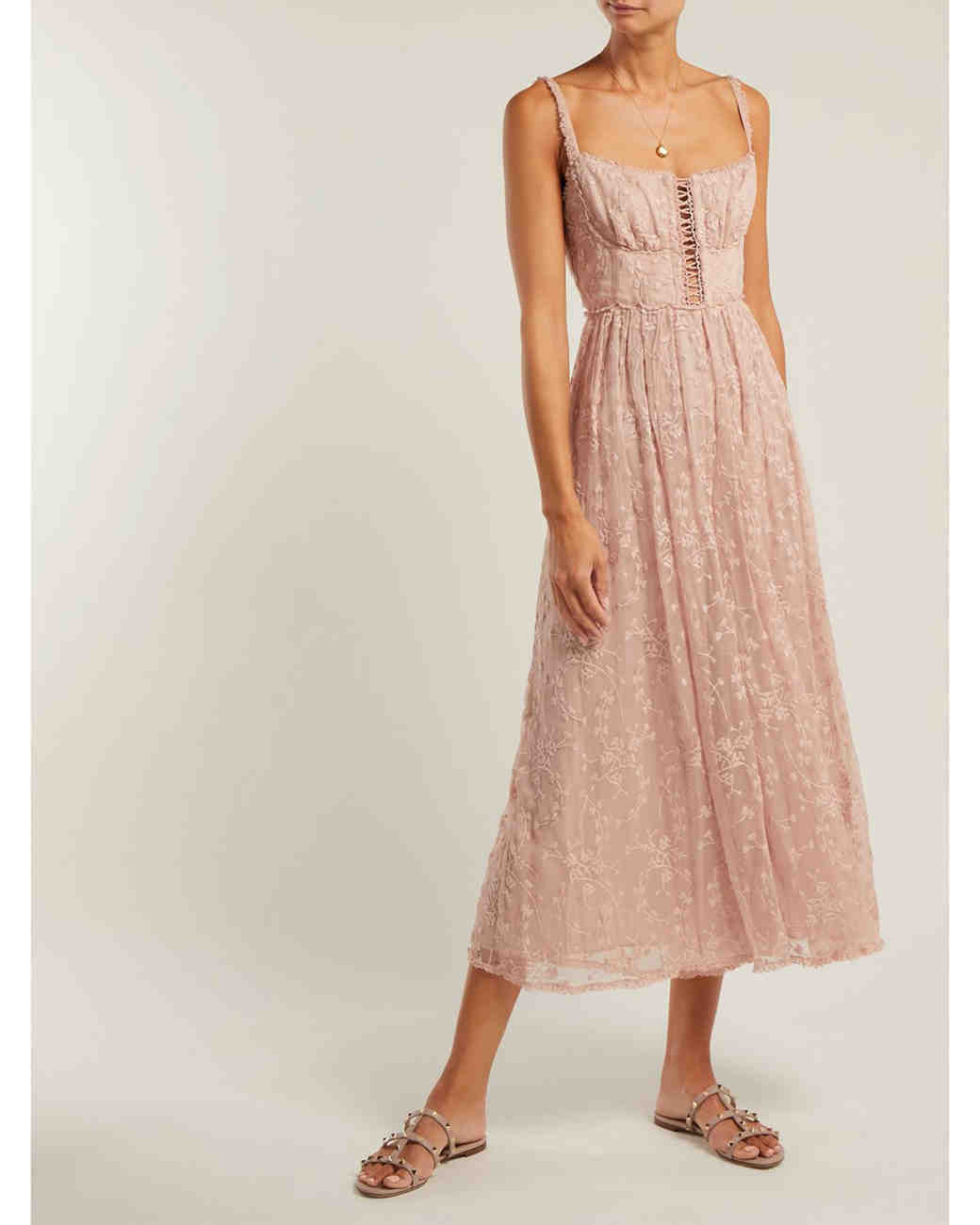 fe366a032fce 15 Chic Bridesmaid Jumpsuits | Martha Stewart Weddings