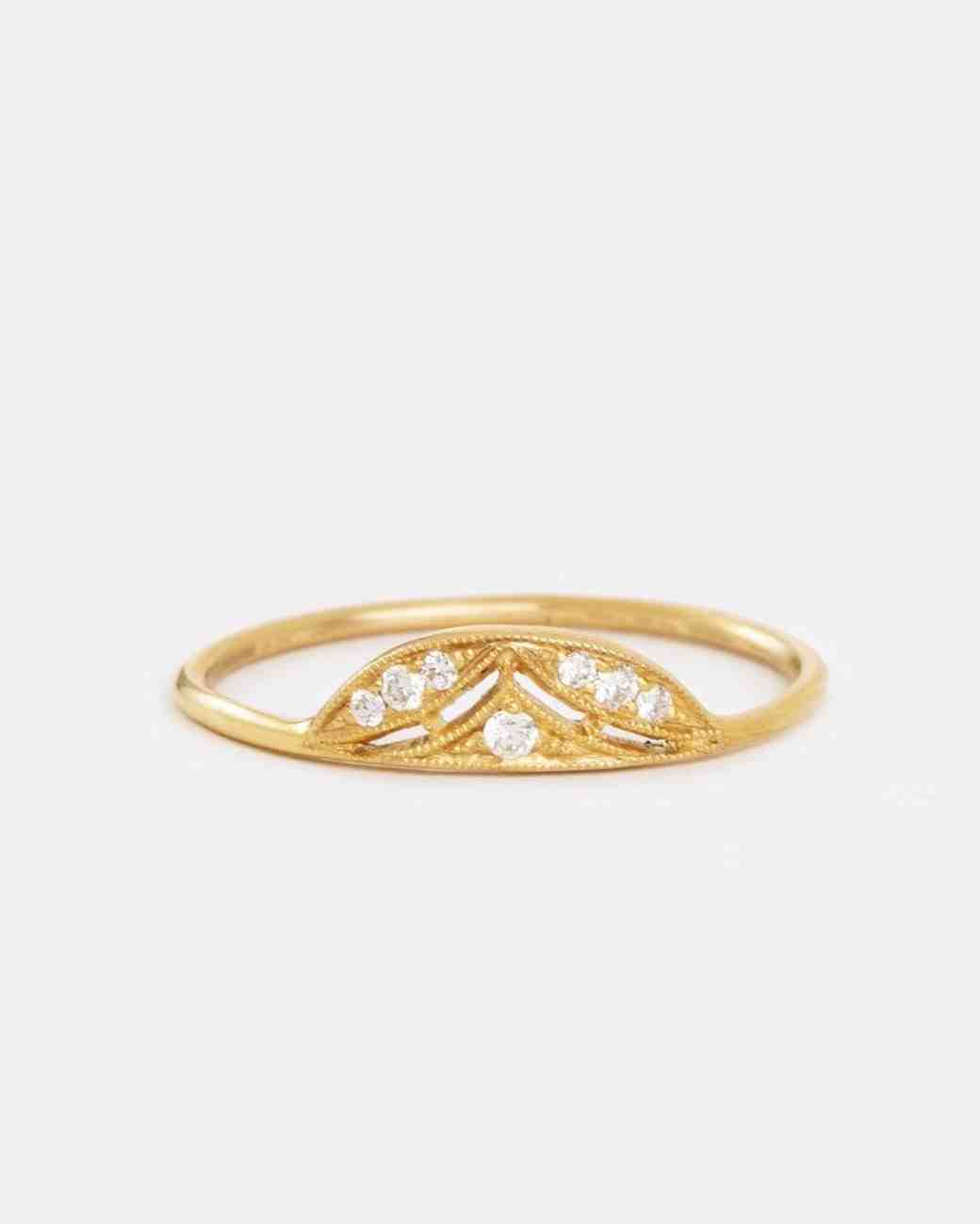 east west engagement rings cortia