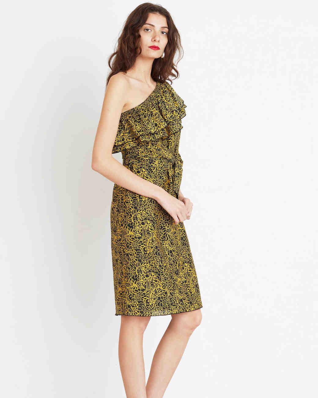36 Beautiful Dresses To Wear As A Wedding Guest This Fall   Martha Stewart  Weddings