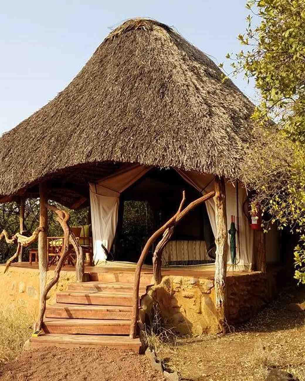 Kenya Lewa Safari Camp