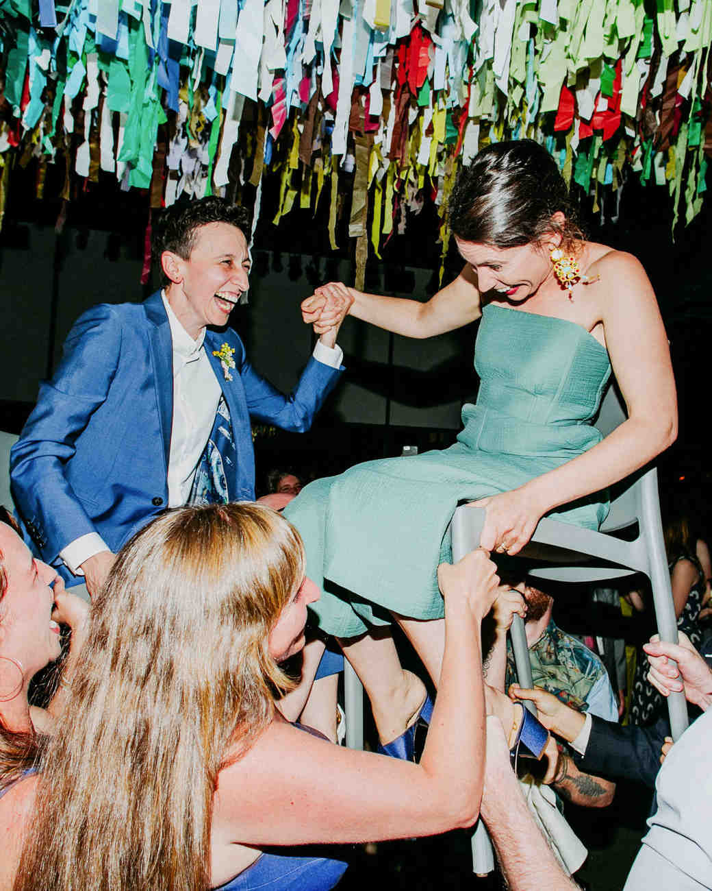wedding dancing chairs