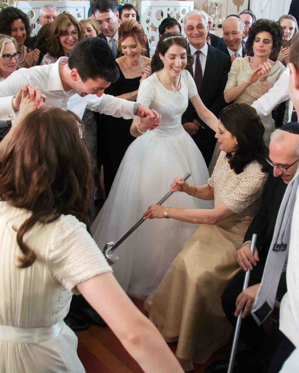 17 jewish wedding traditions for your big day martha stewart weddings buycottarizona Images