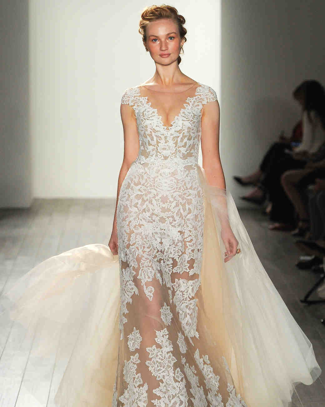 Nude Wedding Dresses 81 Simple Jim Hjelm Fall Wedding