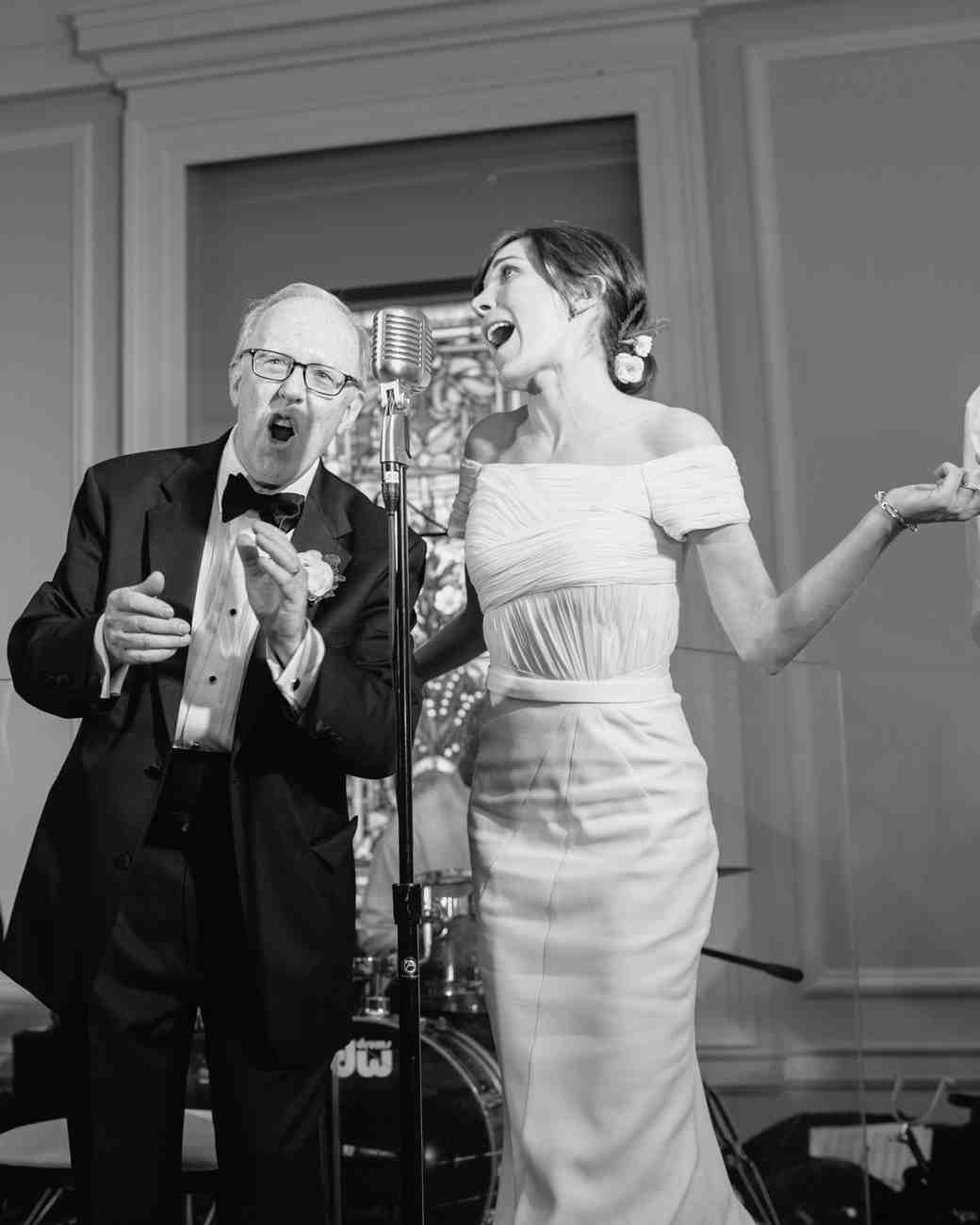 wedding singing