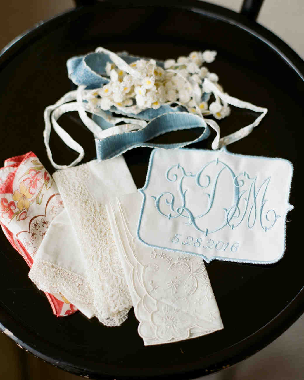 wedding hankies