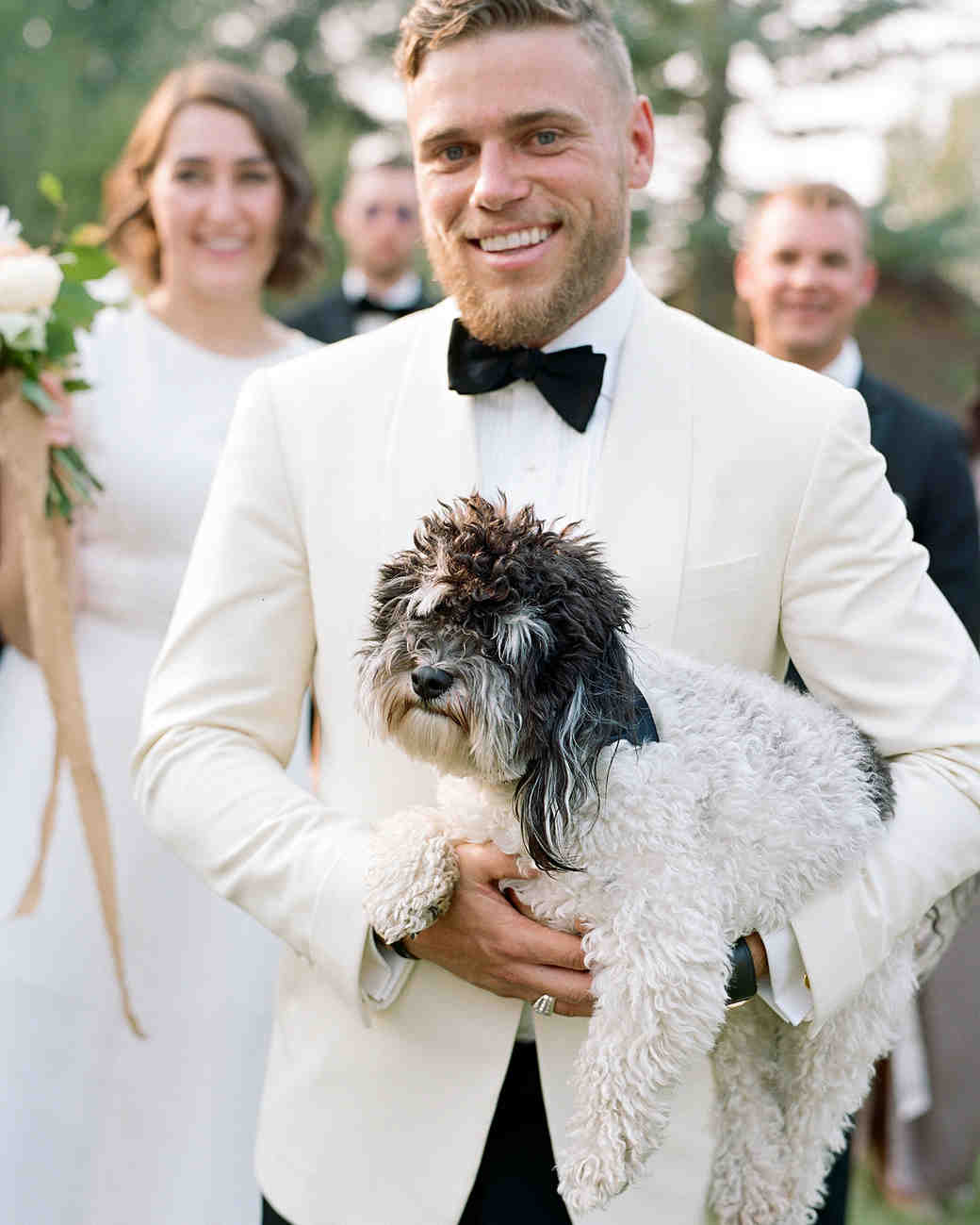 35 Ways to Ensure Your Dog Is the Guest of Honor at Your Wedding ...
