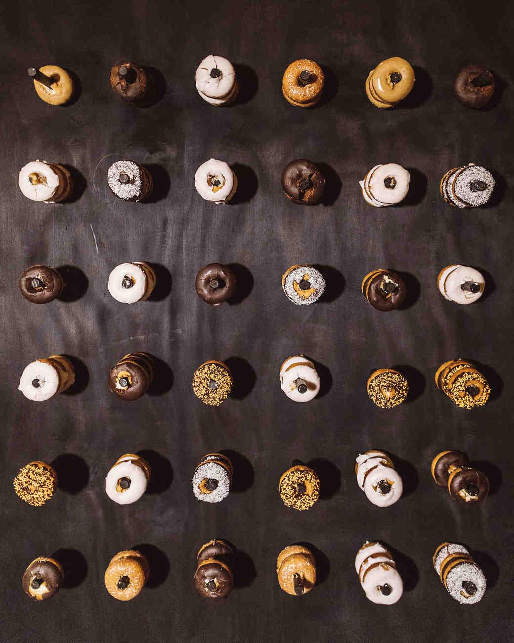 lori john wedding california donut
