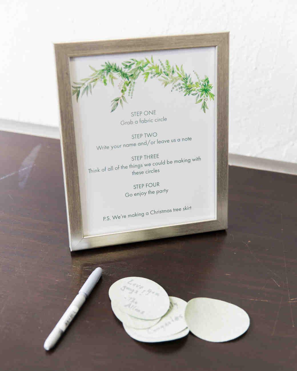 photo wedding guest book