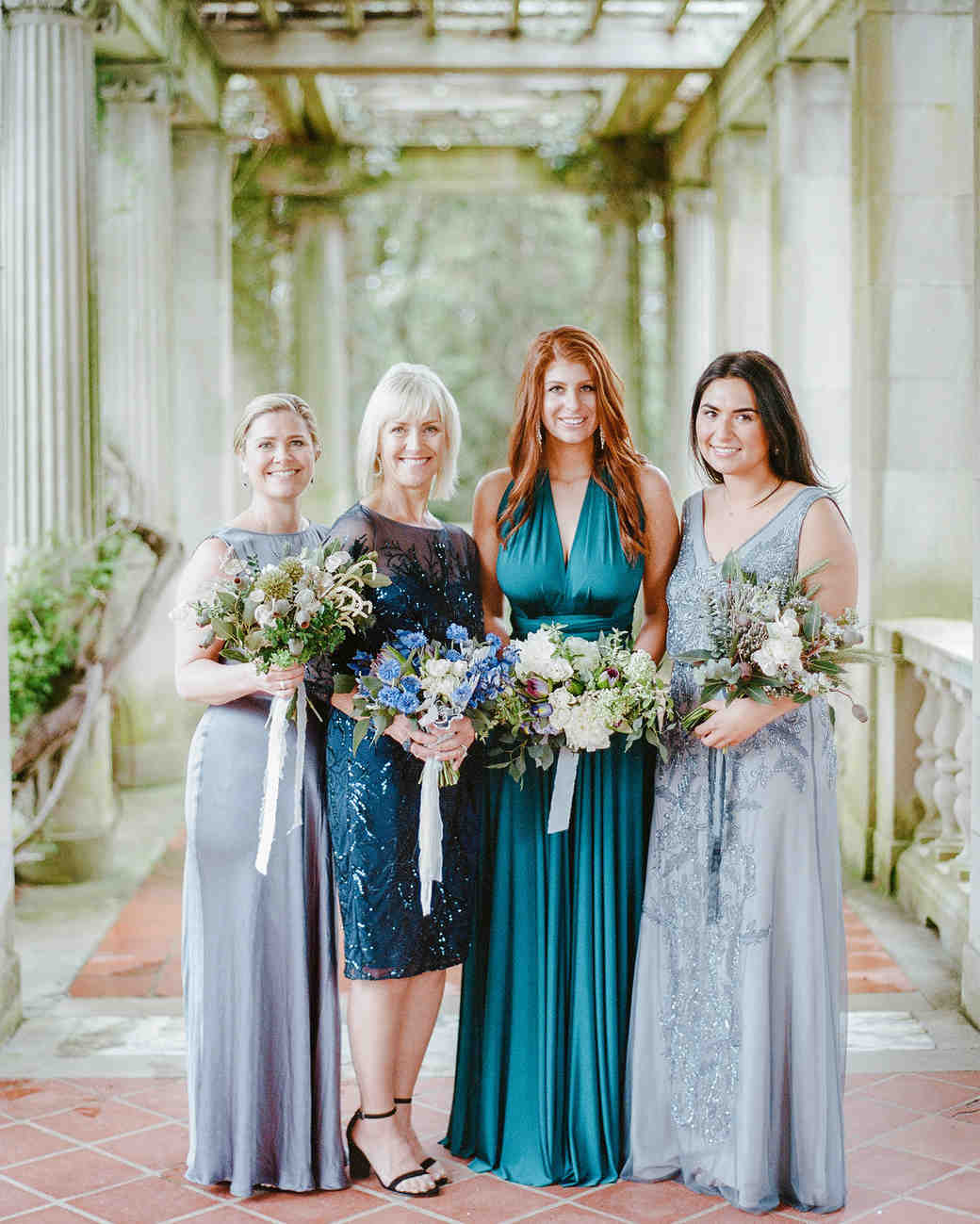 michelle robert wedding bridesmaids