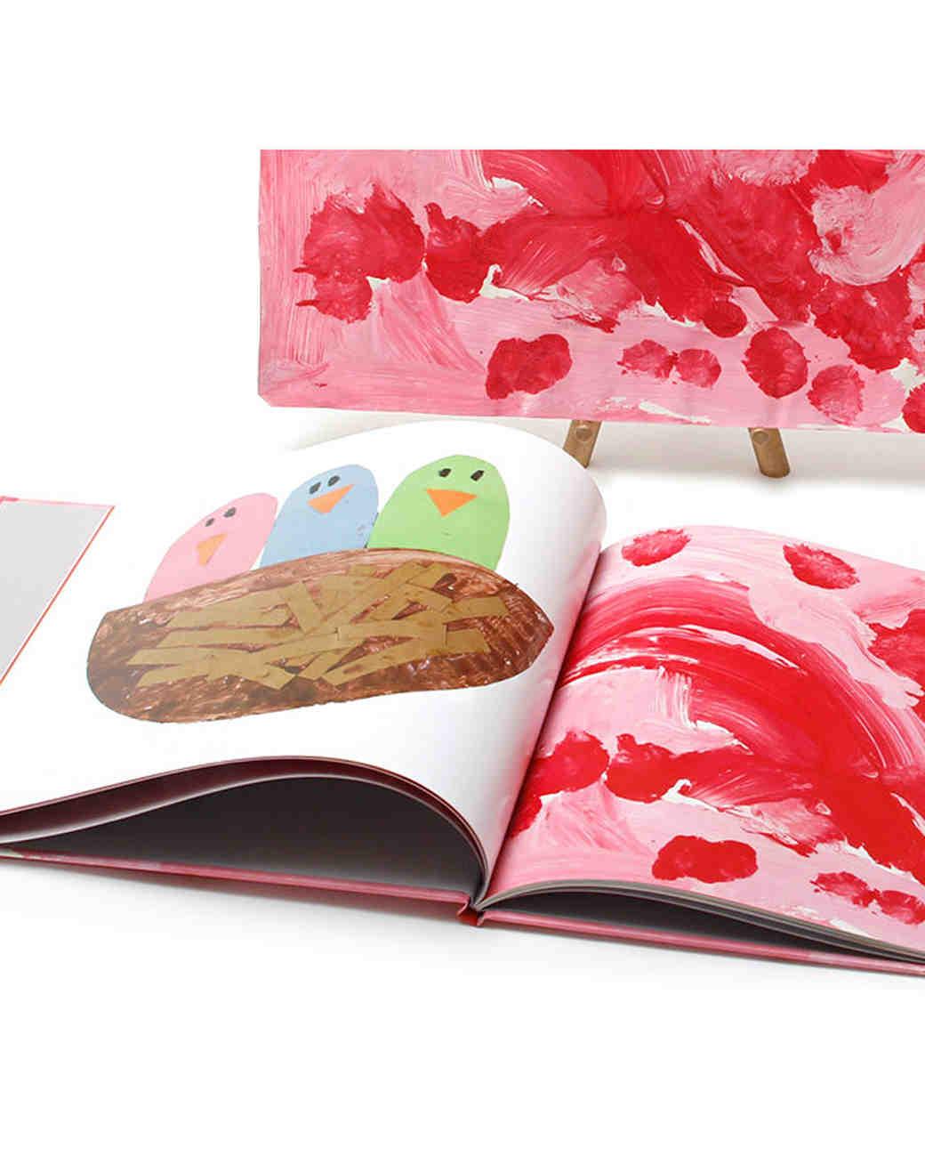 plum print custom book