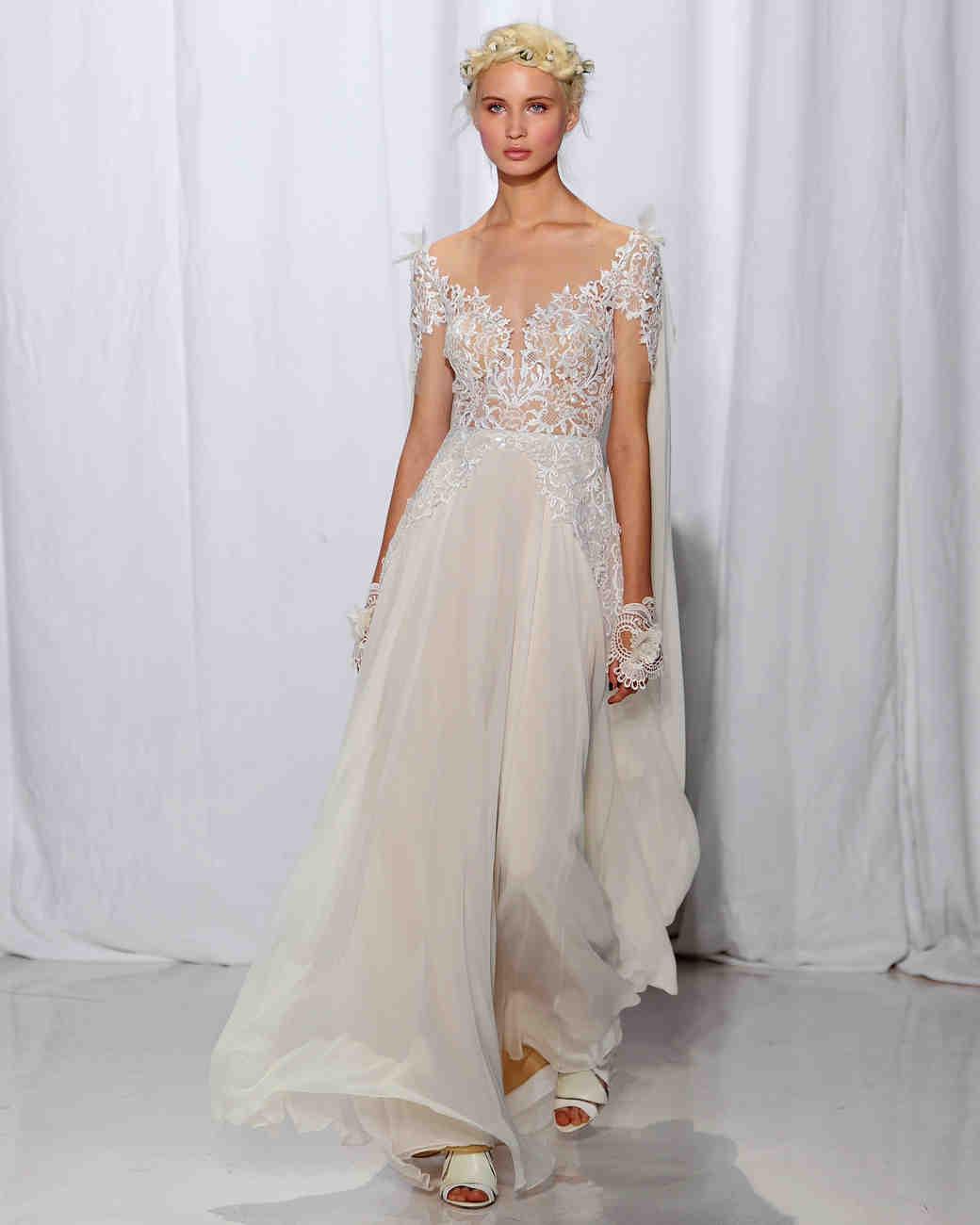 Wedding Gowns For Pregnant Brides 78 Amazing Reem Acra Fall Wedding