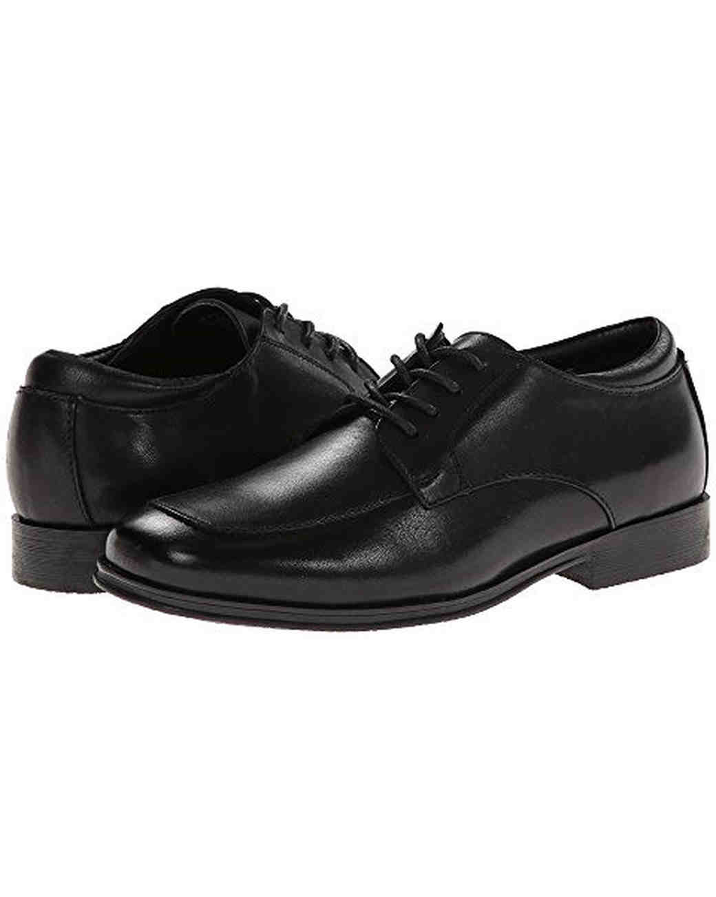 black ring bearer shoes
