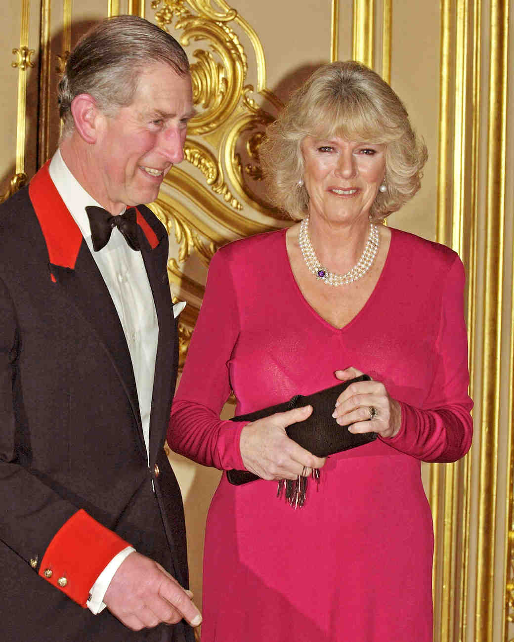 prince charles duchess camilla engagement photo