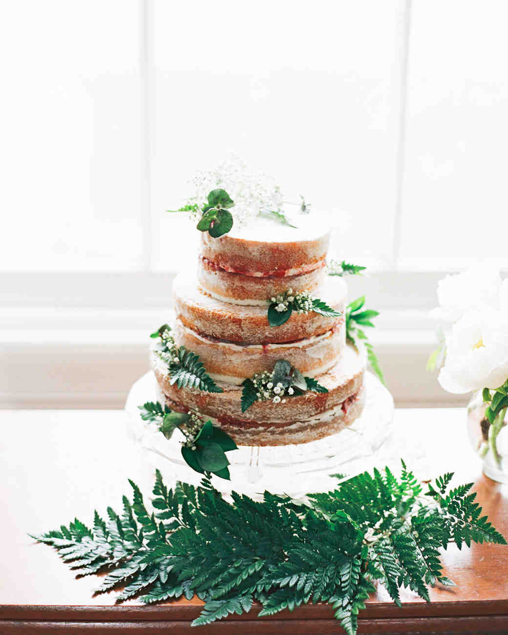 30 Rustic Wedding Cakes We\'re Loving | Martha Stewart Weddings