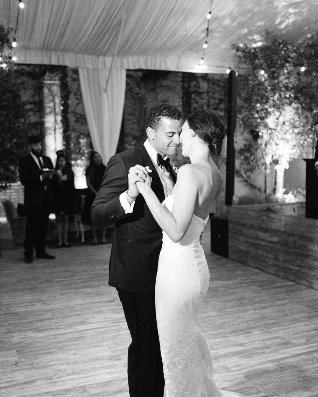 sara sam italy wedding first dance