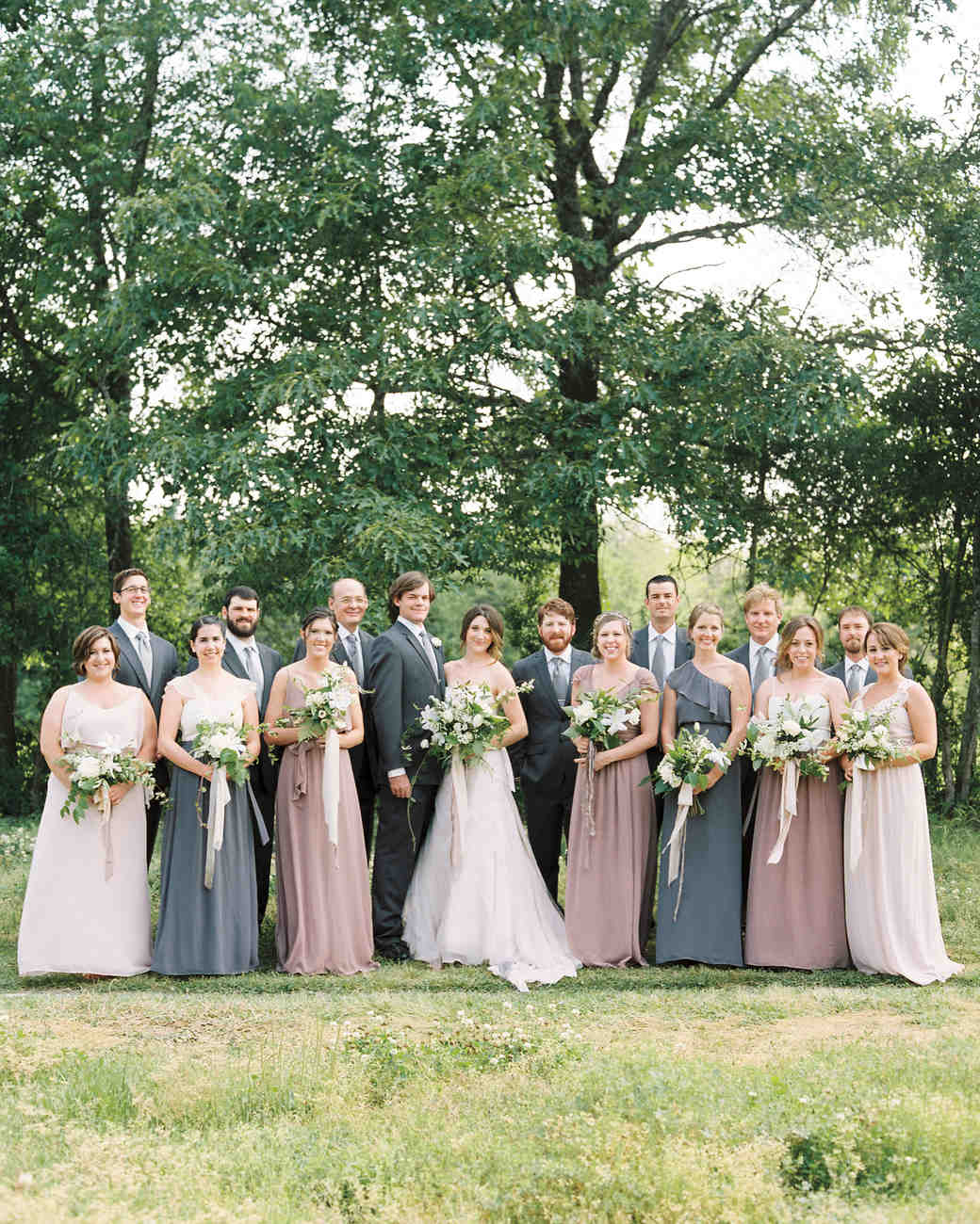 Saron And Neals Rustic Cattle Farm Wedding