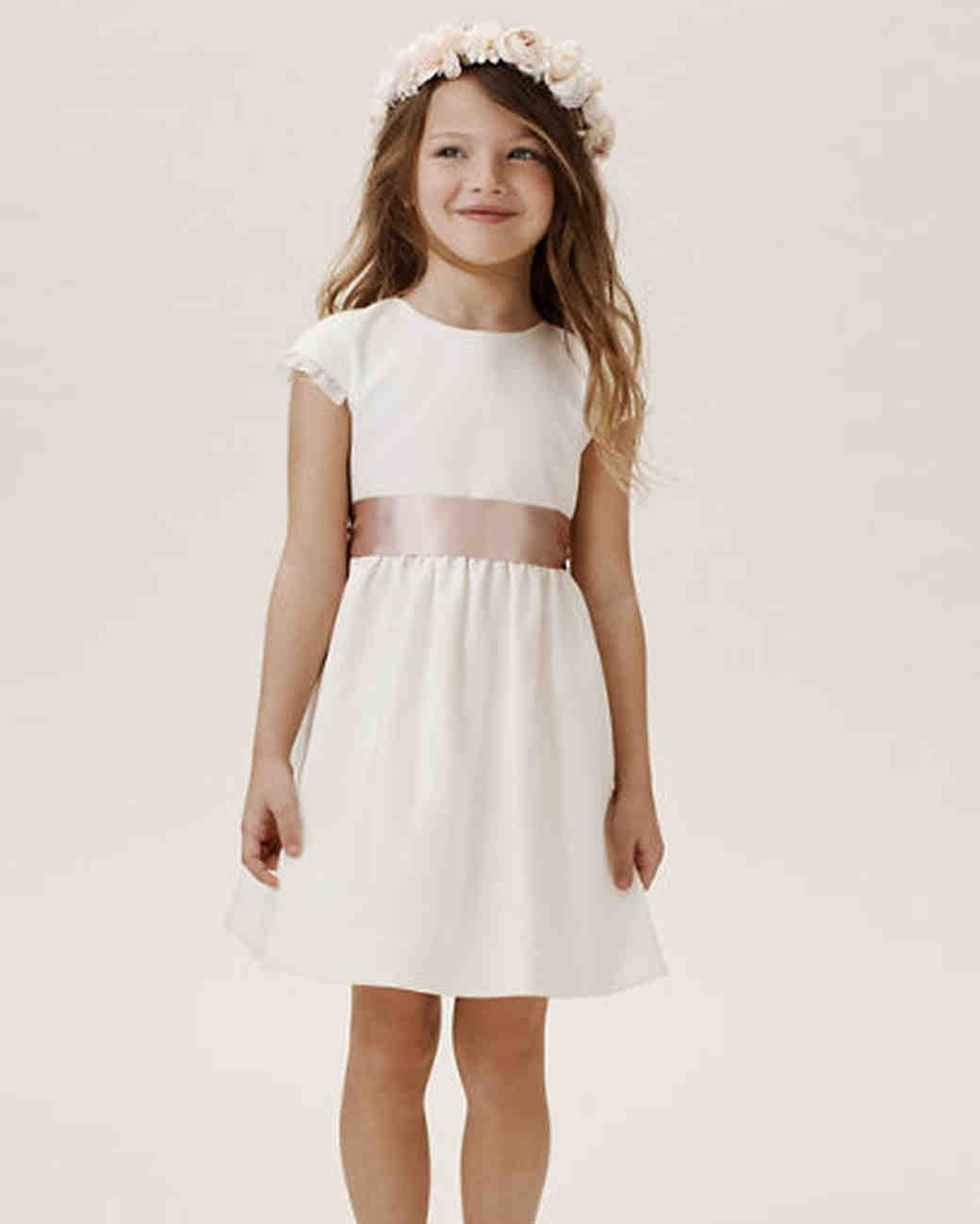 10fd80909a7 18 Flower Girl Dresses for a Spring Wedding