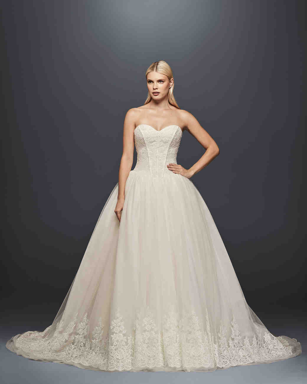 Truly Zac Posen Spring 2017 Wedding Dress Collection | Martha ...