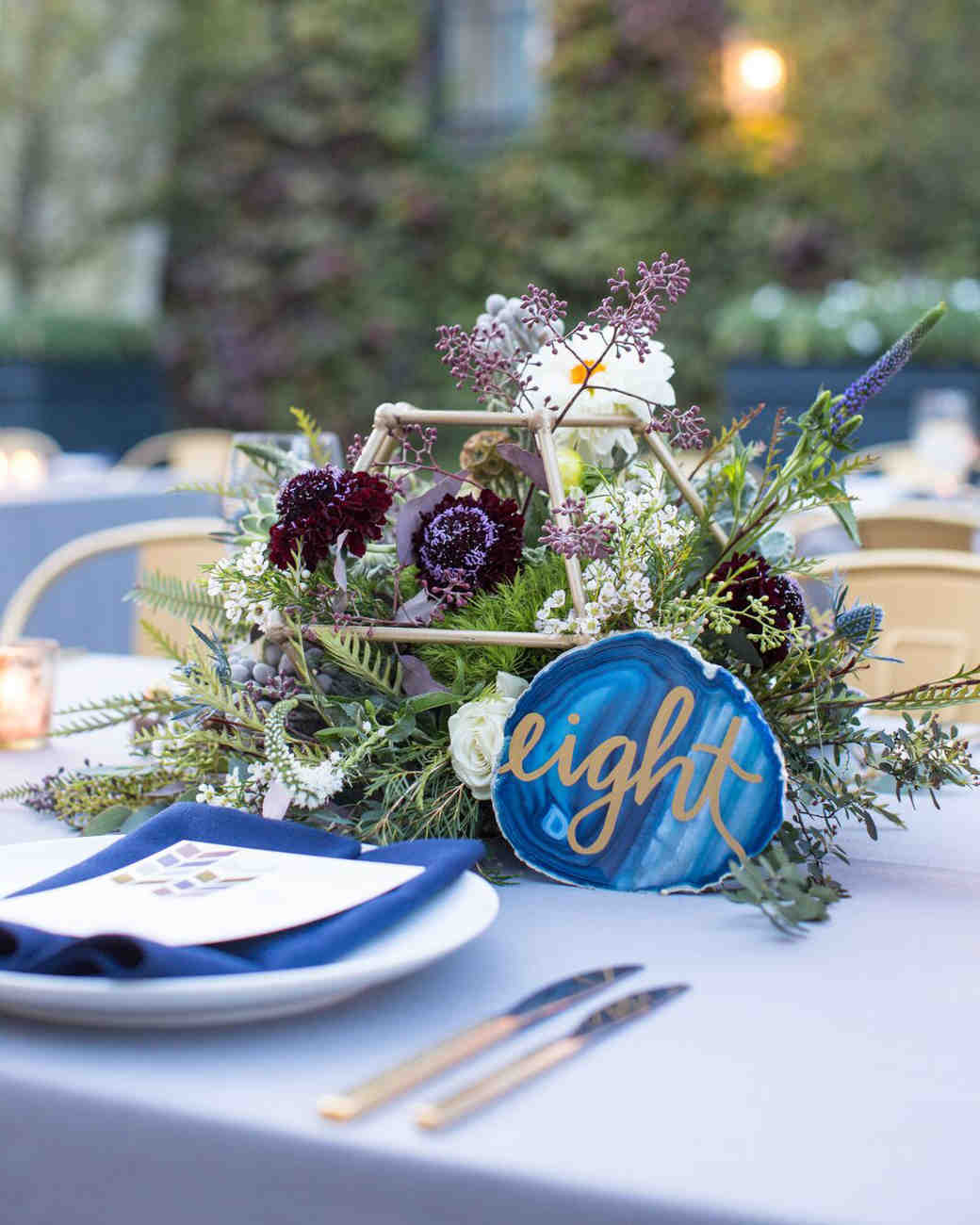 unique wedding centerpieces bia sampaio