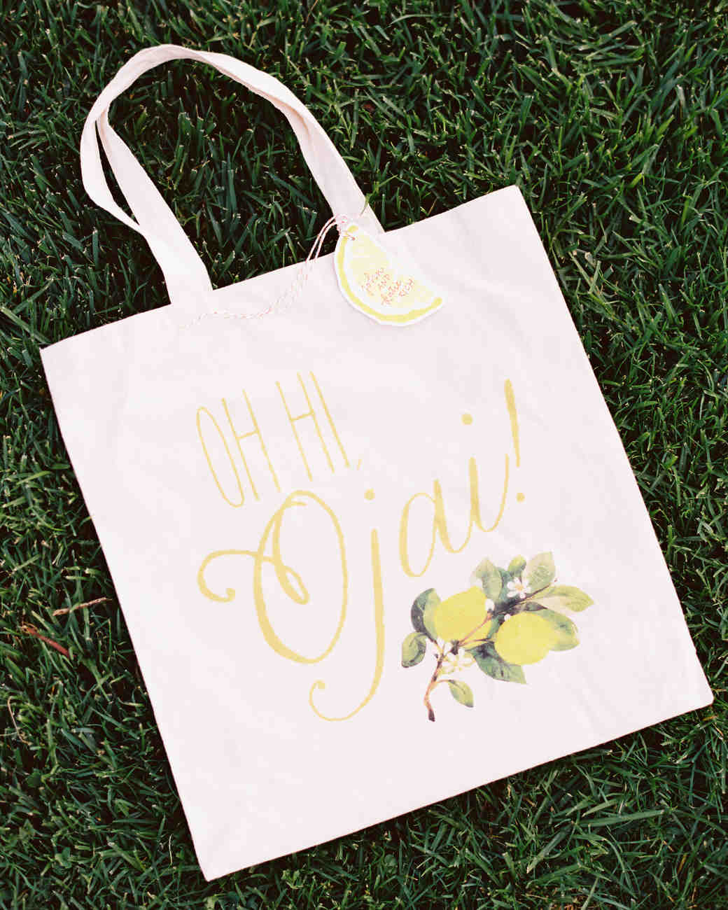 Unique Wedding Favors We Loved From Summer Celebrations | Martha ...