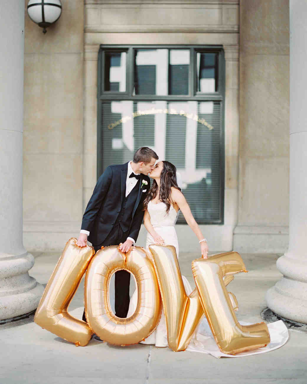 balloon wedding ideas