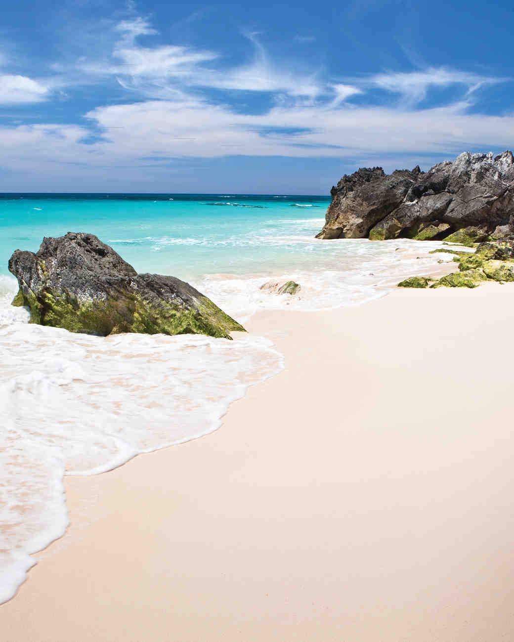 Bermuda Honeymoon Guide, Bermuda Beach