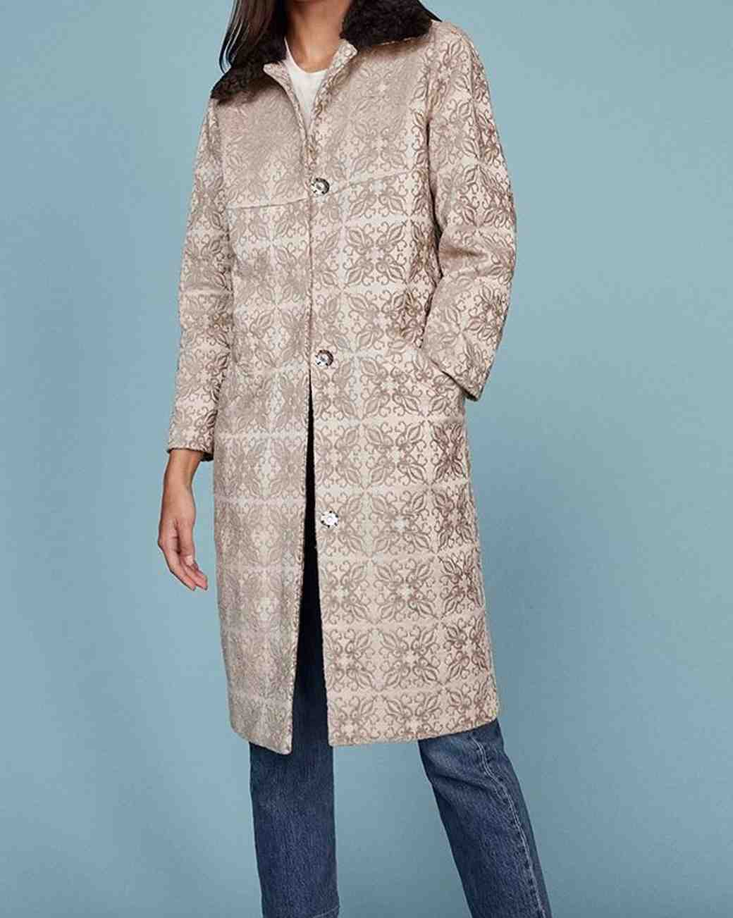 "Reformation ""Rockefeller"" Coat"