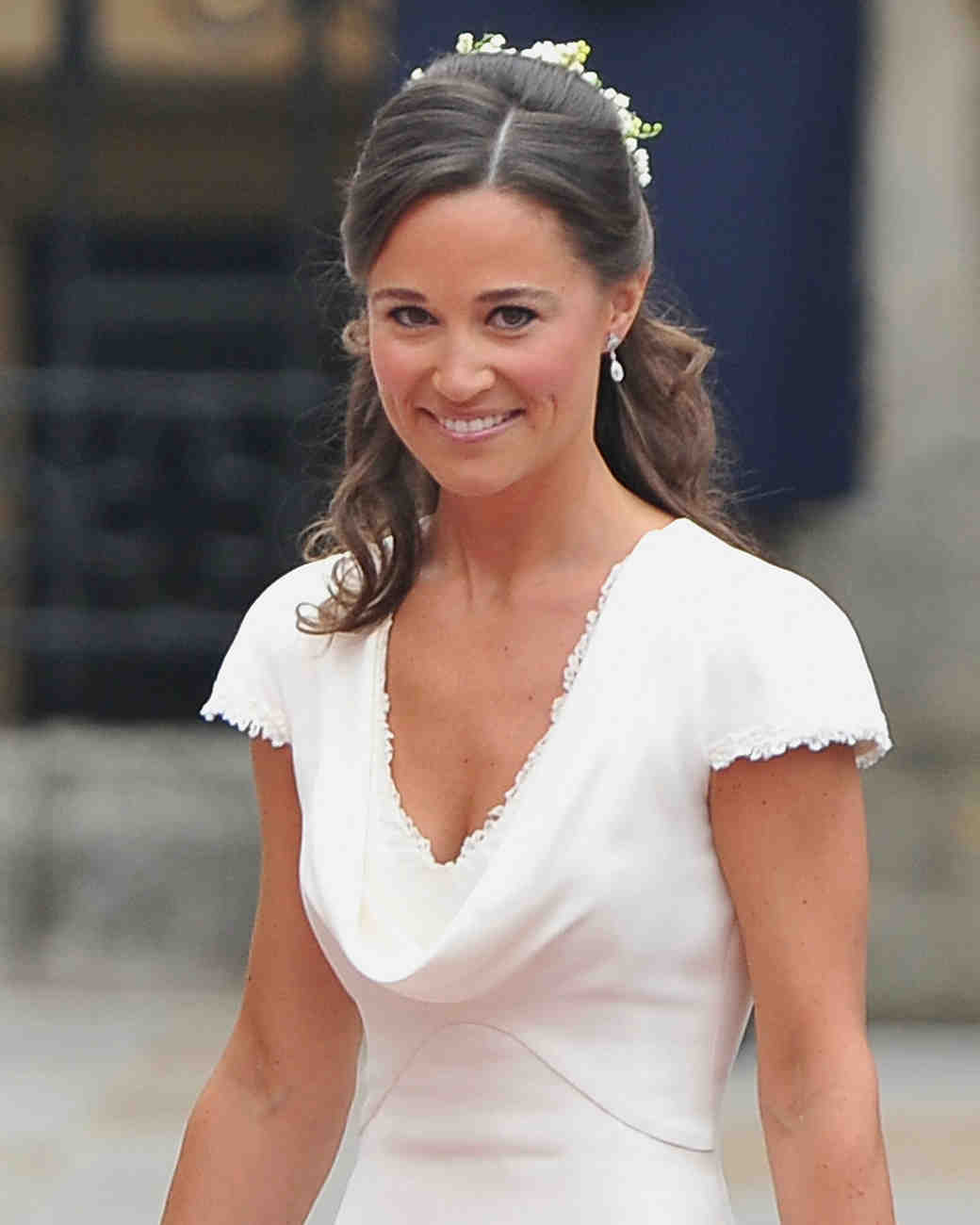 Pippa Middleton as Maid of Honor