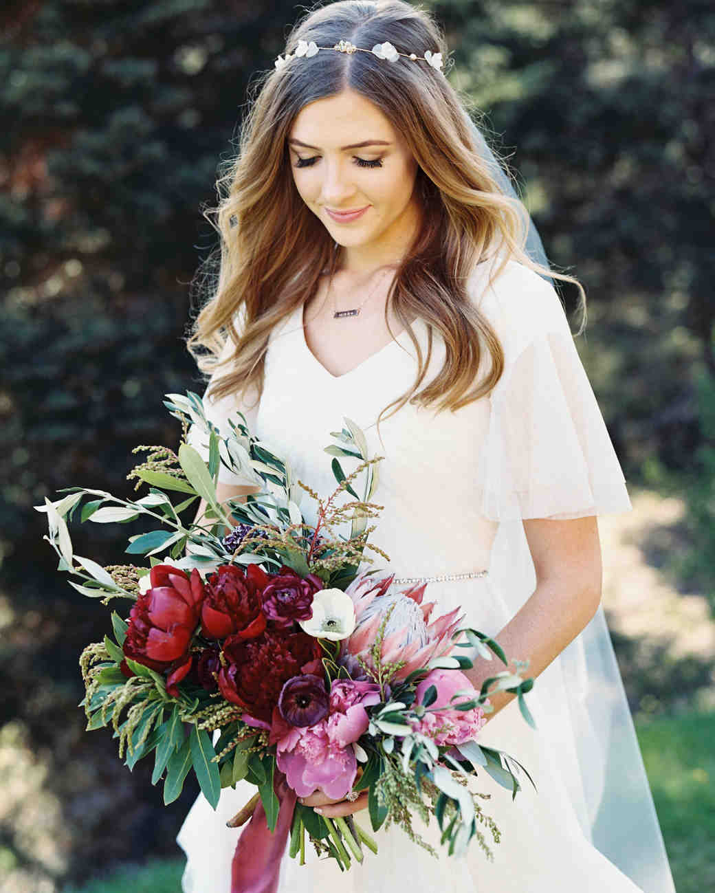 ciera preston wedding bouquet