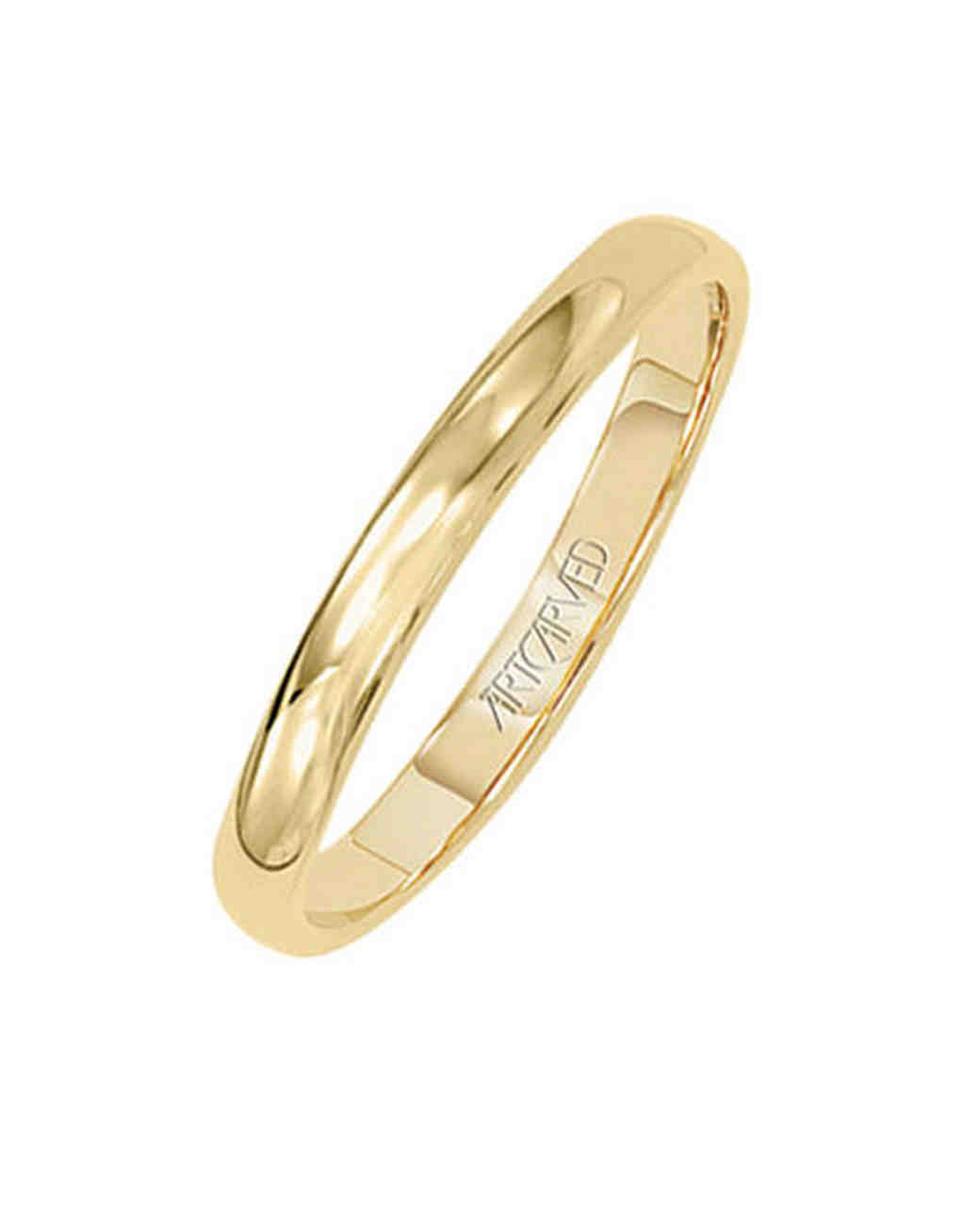gold band