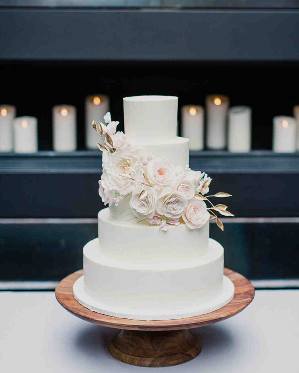 makers Amateur wedding cake
