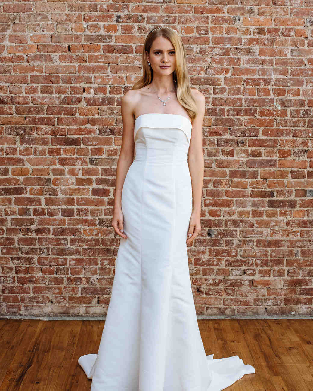 f9efa3dceff David s Bridal Fall 2018 Wedding Dress Collection