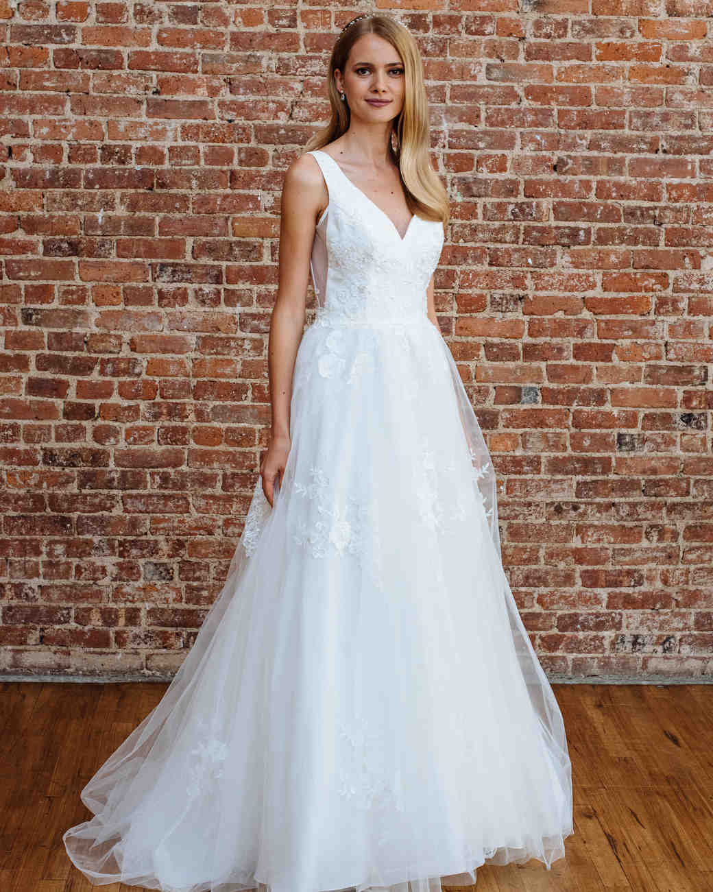 c6ae98f430 David s Bridal Fall 2018 Wedding Dress Collection