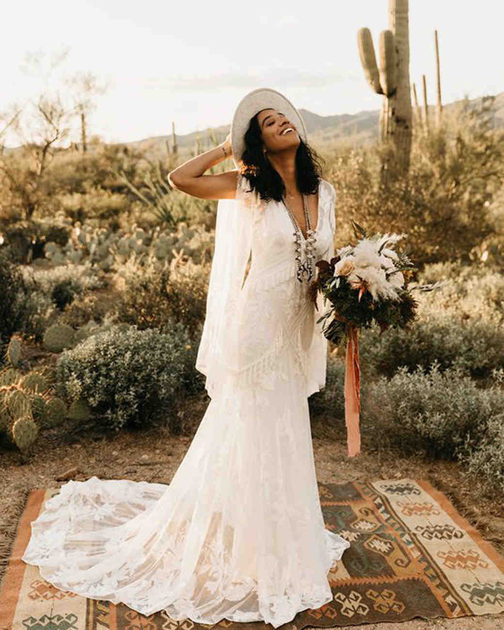 destination wedding dress hoho-chic lace