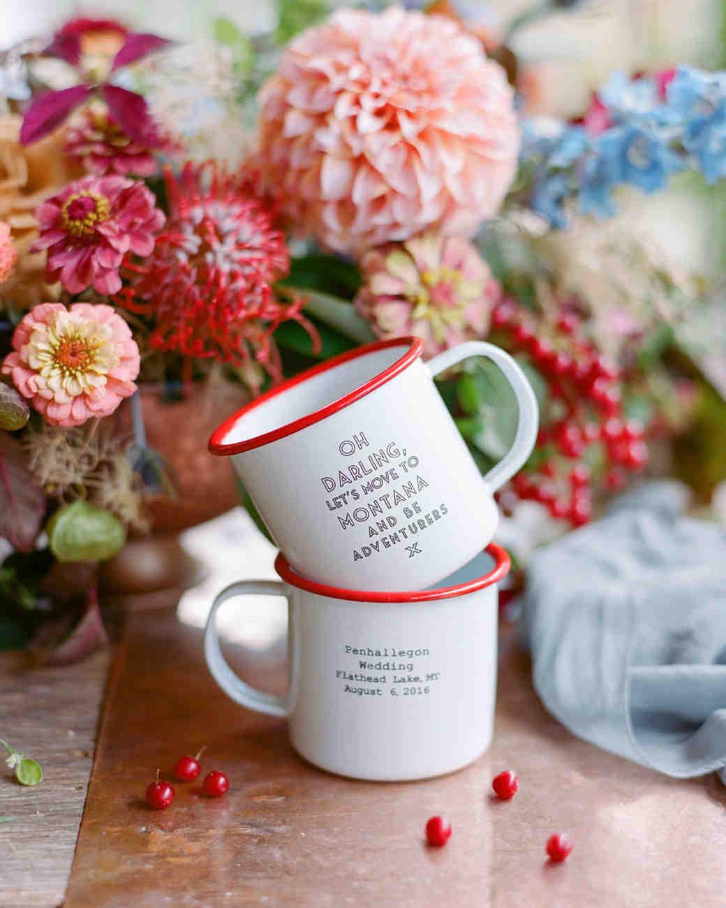 emily patton wedding montana favors