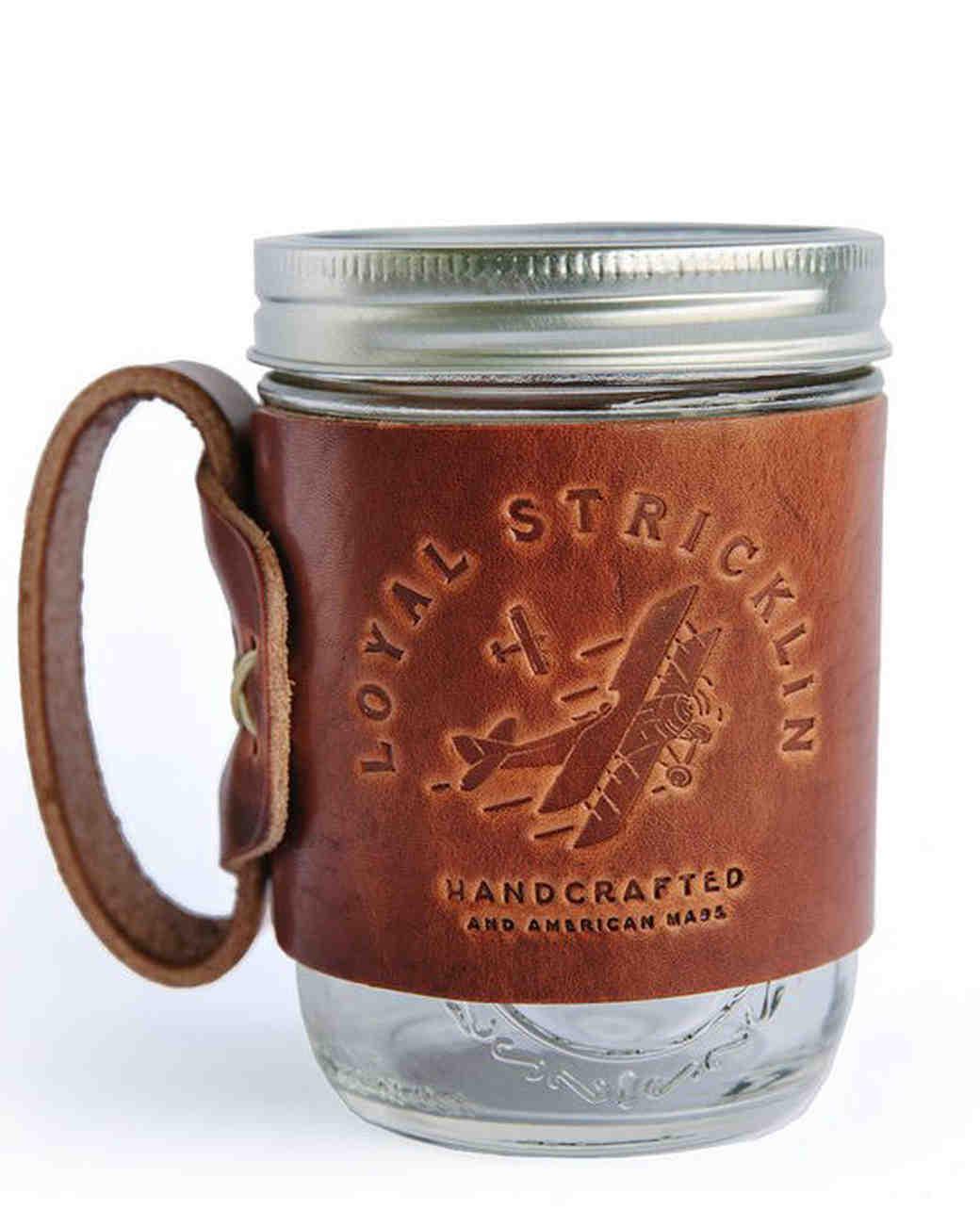 mug leather