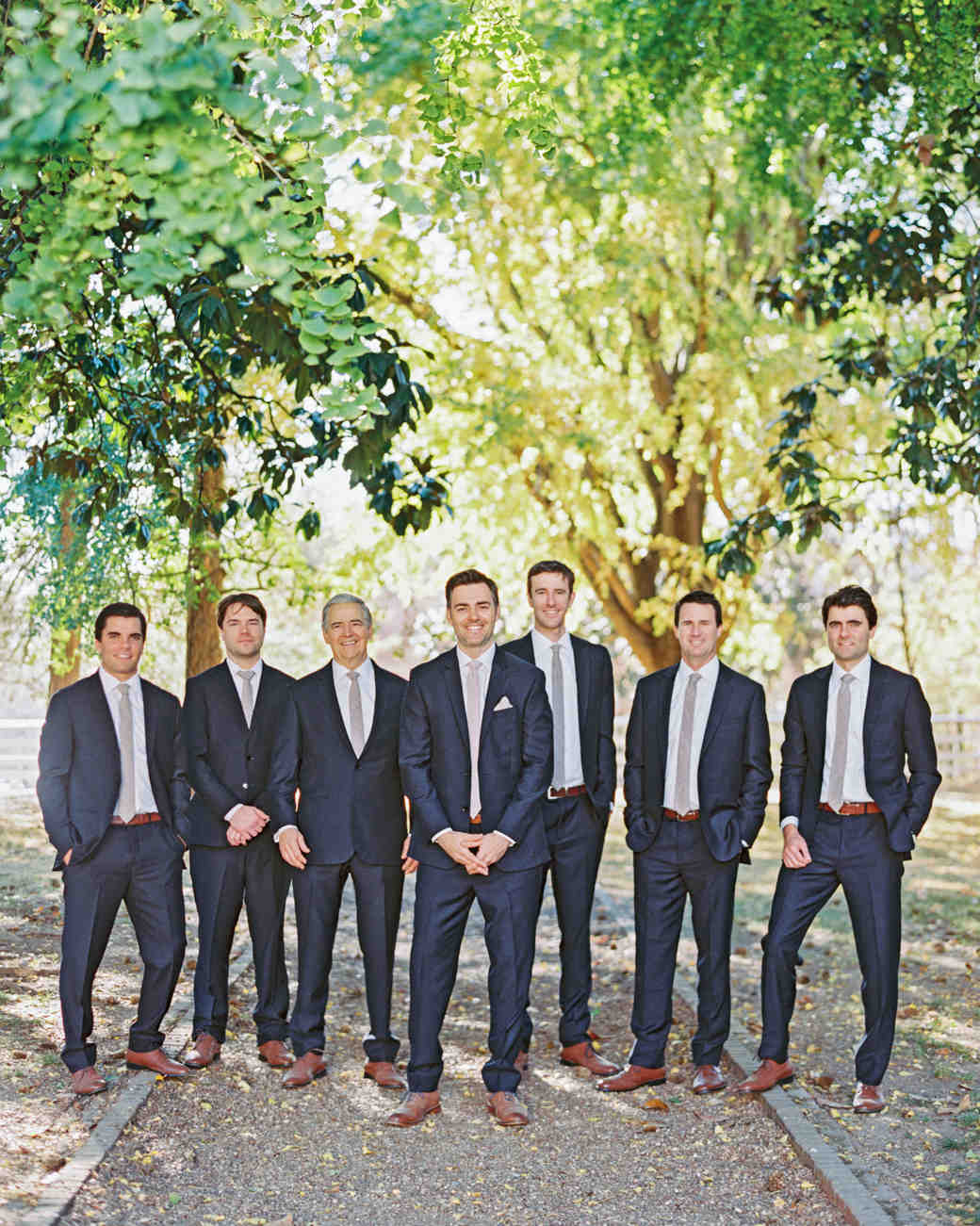 jayme barry wedding groomsmen