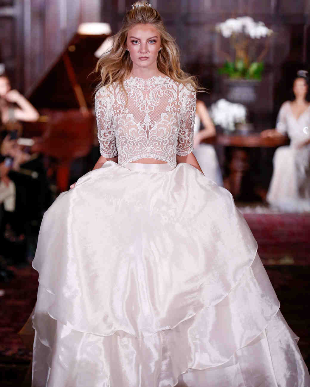 Julie Vino Fall 2017 Wedding Dress Collection