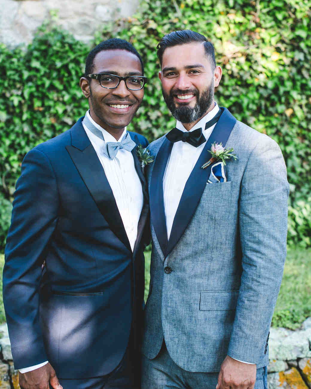 29 Stylish Groomsmen from Real Weddings | Martha Stewart Weddings