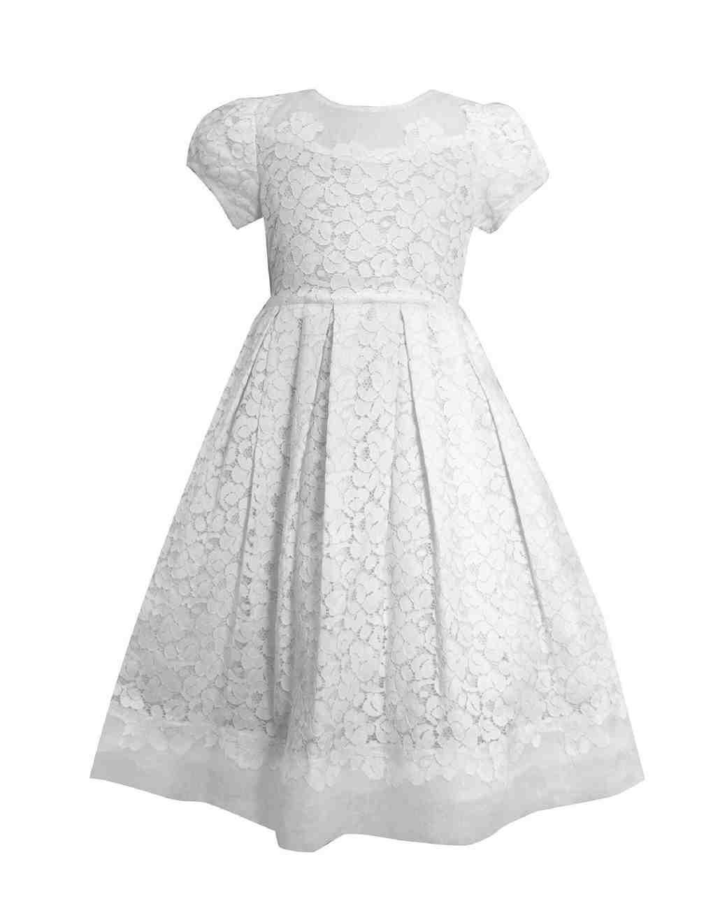 """Isabel Garreton """"Gala"""" Organdy Lace Dress"""