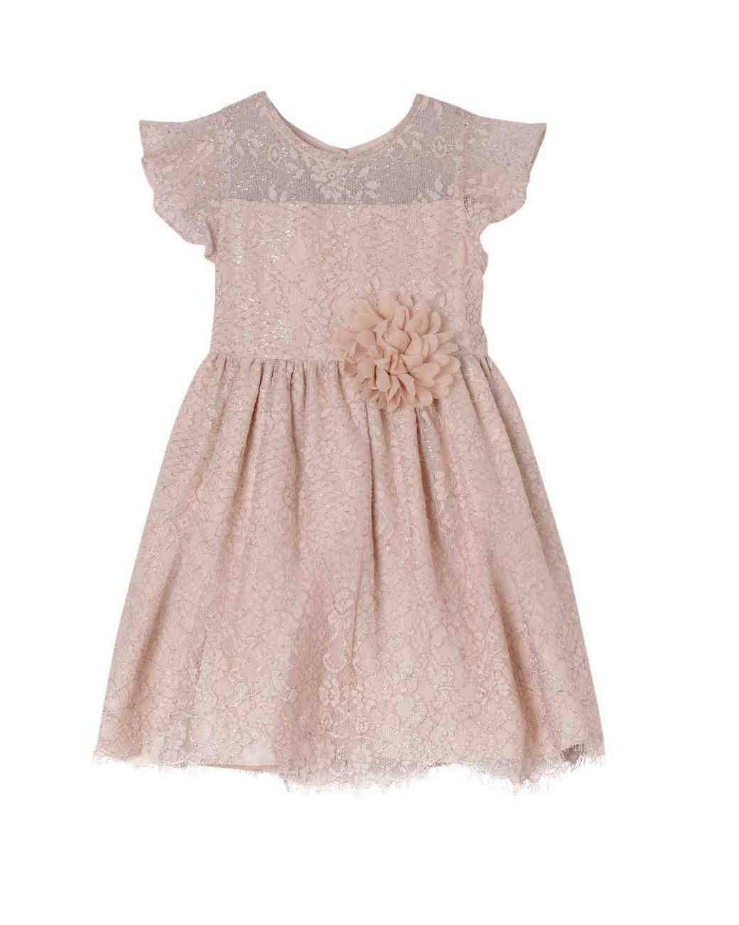 d12803ffb13 The Sweetest Lace Flower Girl Dresses