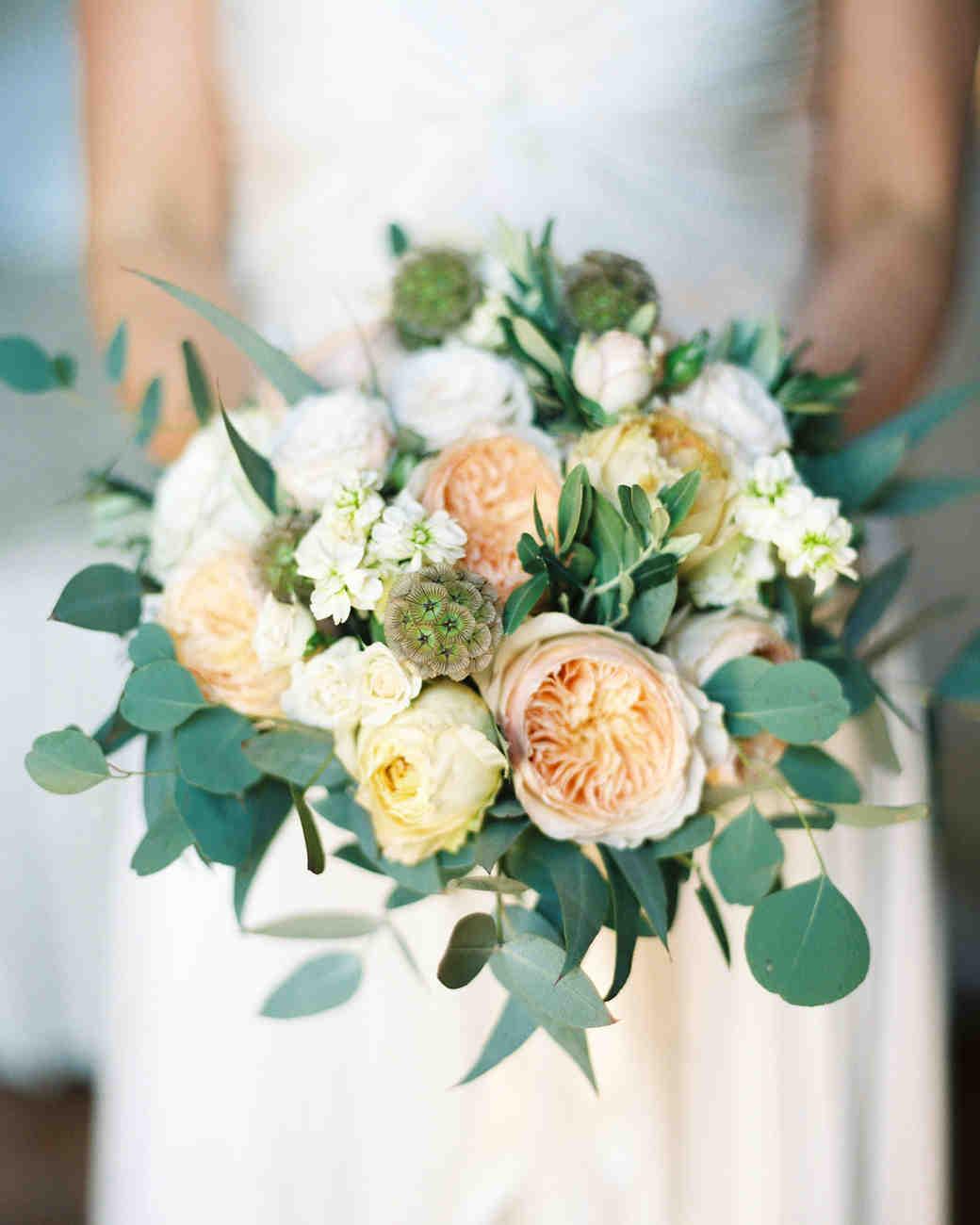 24 Succulent Wedding Bouquets Martha Stewart Weddings
