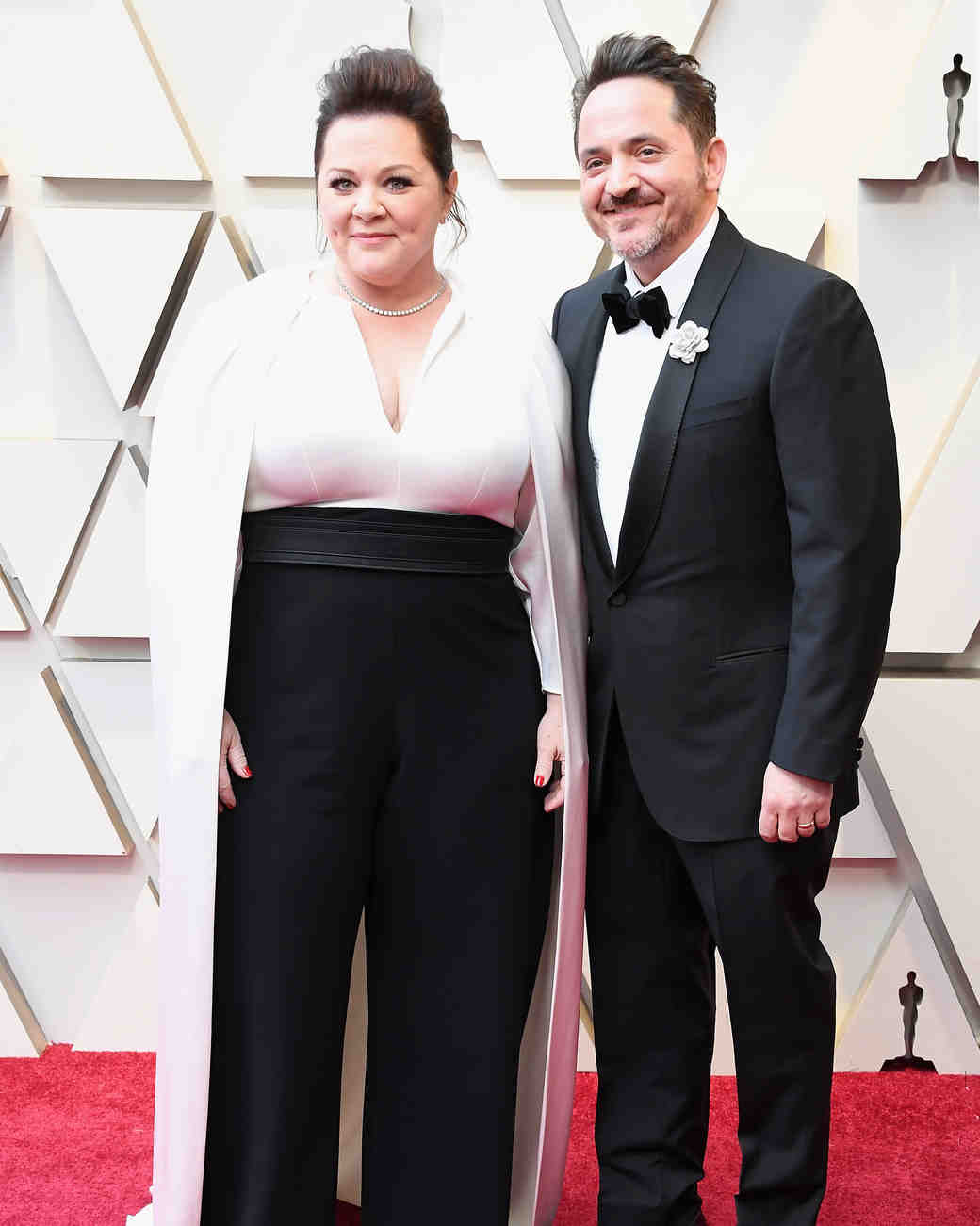 melissa mccarthy and ben falcone oscars 2019